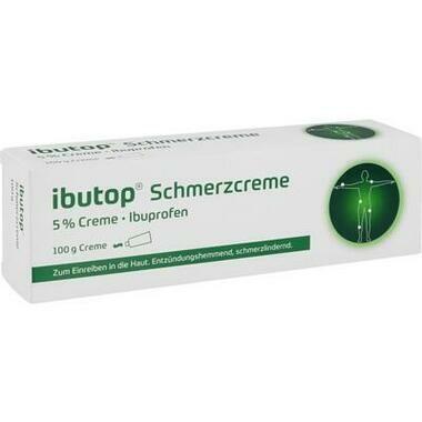 ibutop® Schmerzcreme