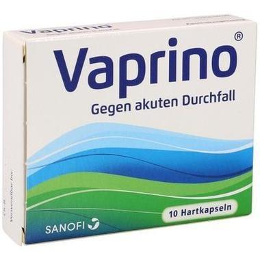 Vaprino® Gegen akuten Durchfall 100 mg Hartkapseln