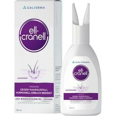 Ell-Cranell® 250 Mikrogramm/ml Lösung zur Anwendung auf der Kopfhaut
