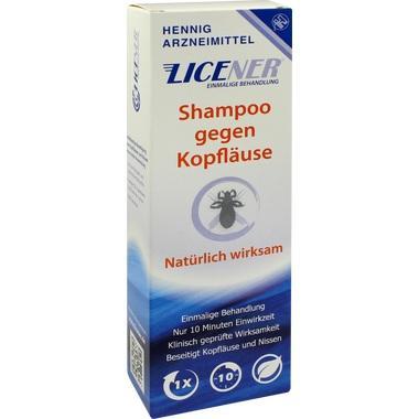 Licener® Shampoo gegen Kopfläuse