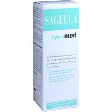 Sagella® hydramed Intimwaschlotion