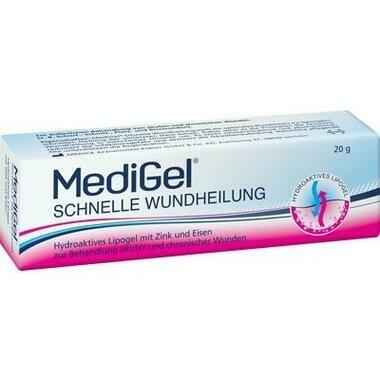 MediGel® Schnelle Wundheilung