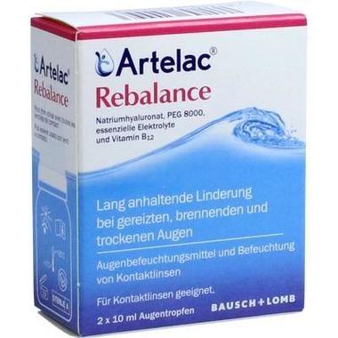 Artelac® Rebalance