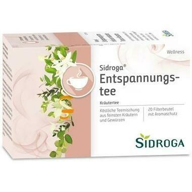 Sidroga Wellness Entspannungstee Btl.