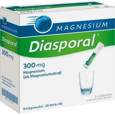 Magnesium Diasporal® 300 mg Granulat