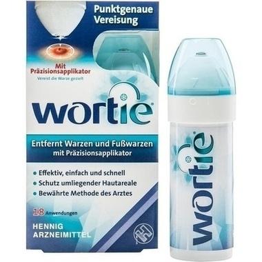 Wortie® gegen Warzen und Fußwarzen