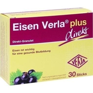Eisen Verla® plus, Direkt-Granulat