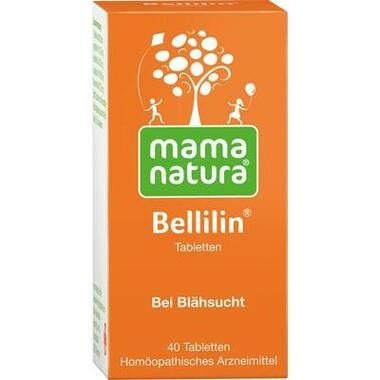 Mama Natura Bellilin DHU Tabletten