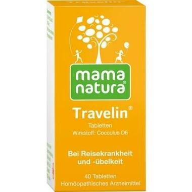 Mama Natura Travelin DHU Reisetabletten