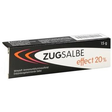 Zugsalbe effect 20 % Salbe