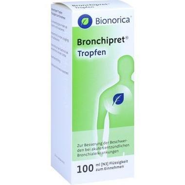 Bronchipret® Tropfen, Flüssigkeit zum Einnehmen