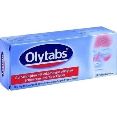 Olytabs 200 mg / 30 mg Filmtabletten