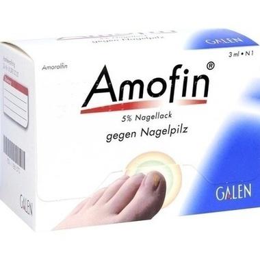 Amofin® 5% Nagellack