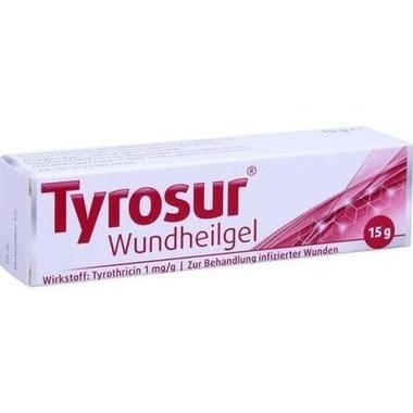 Tyrosur® Wundheilgel