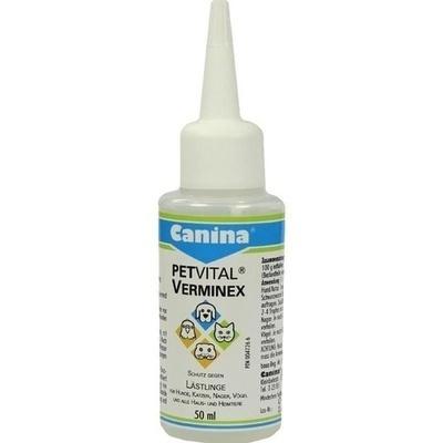 PETVITAL Verminex flüssig vet.