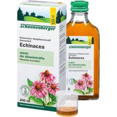 Echinaceasaft (sonnenhut) Schoenenberger