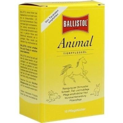 BALLISTOL animal Pflegetücher vet.