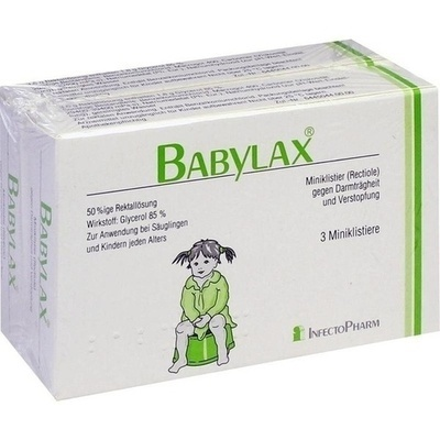 Einlauf baby