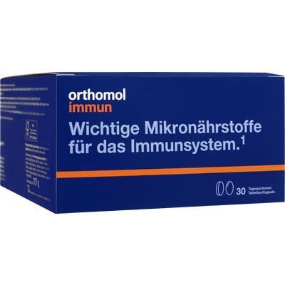 Orthomol Immun Tabletten Kapseln 30beutel  Kombipackung