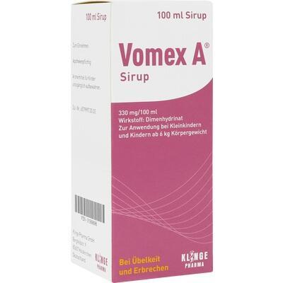 vomex a nebenwirkungen