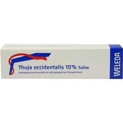 WELEDA THUJA OCCIDENTALIS 10% Ointment