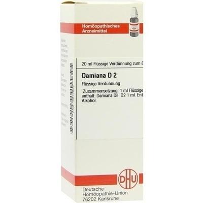 DAMIANA D 2 Dilution