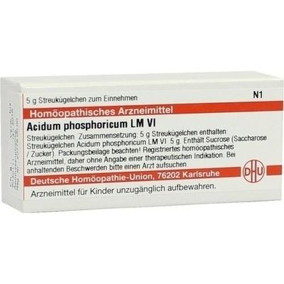 ACIDUM PHOSPHORICUM LM VI Globuli