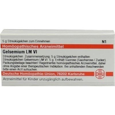GELSEMIUM LM VI Globuli