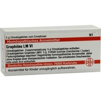 GRAPHITES LM VI Globuli