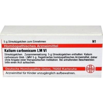 KALIUM CARBONICUM LM VI Globuli