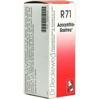 ACOCYNTHIS Gastreu R 71 Tropfen zum Einnehmen