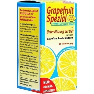 Grapefruit Spezial Diaetsy  Tabletten