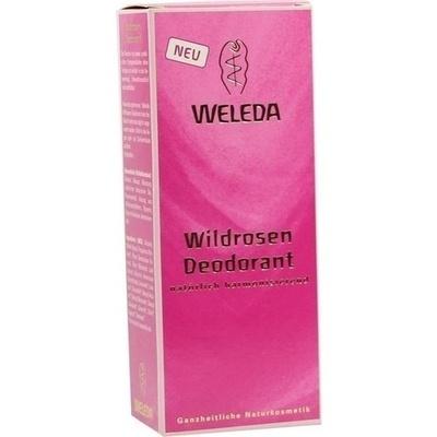 Weleda Wildrosen Deodorant  Lösung