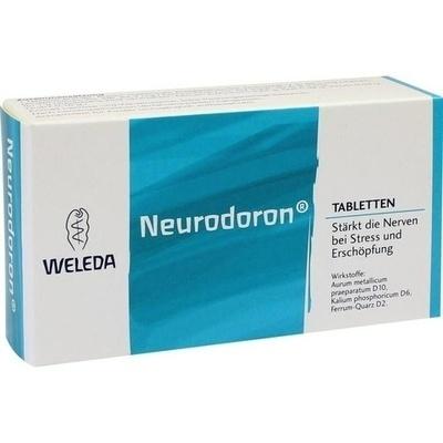 NEURODORON Tabletten 200 St - WELEDA - Anthroposophie