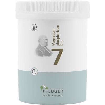 Biochemie Pflüger Nr. 7 Magnesium Phosphoricum D 6  Tabletten