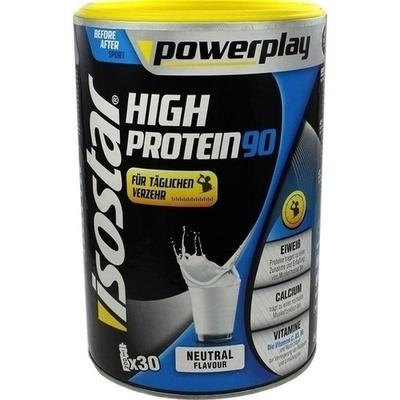 ISOSTAR Powerplay High Protein 90 Neutral Pulver