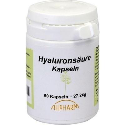 hyalurons ure 50 mg kapseln 60 st hyalurons ure. Black Bedroom Furniture Sets. Home Design Ideas