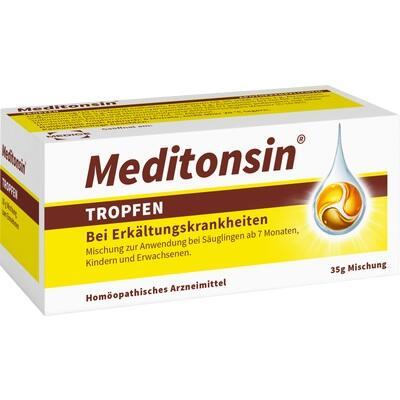 Meditonsin Tropfen  Lösung