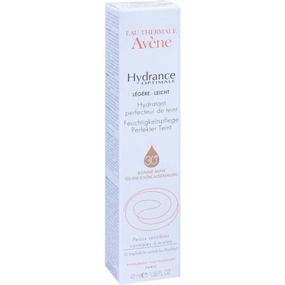 avene hydrance optimale perfekter teint legere cr 40 ml. Black Bedroom Furniture Sets. Home Design Ideas