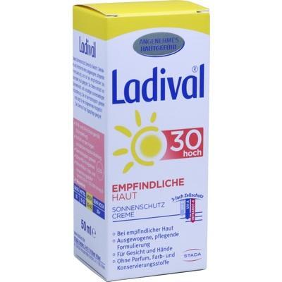 LADIVAL empfindliche Haut Creme LSF 30