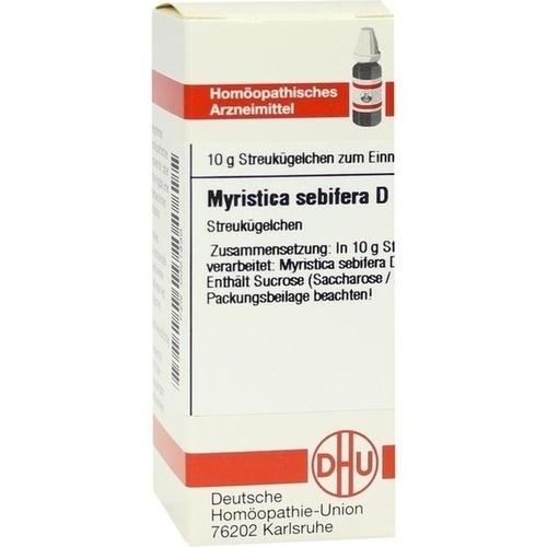 MYRISTICA SEBIFERA D 200 Globuli