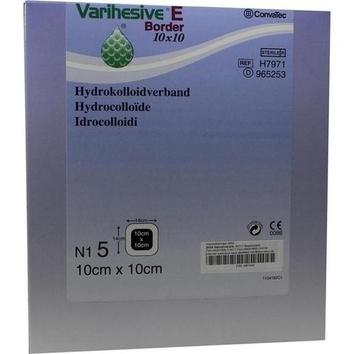 VARIHESIVE E Border 10x10 cm HKV hydroaktiv 965253