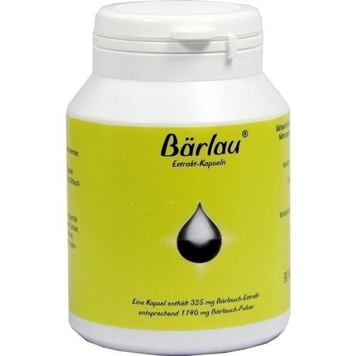 BÄRLAU Extrakt-Kapseln