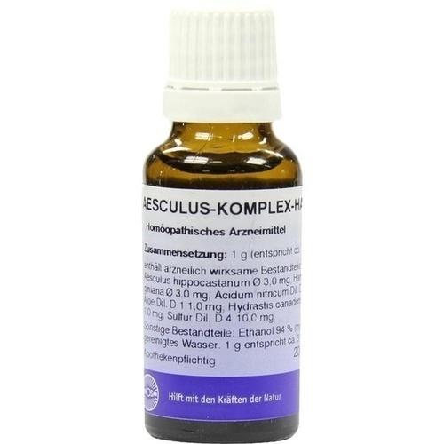 AESCULUS KOMPLEX flüssig