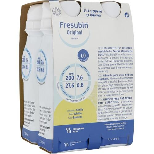 FRESUBIN ORIGINAL DRINK Vanille Trinkflasche