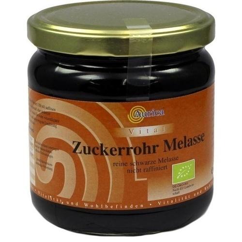 ZUCKERROHR Melasse Aurica Bio