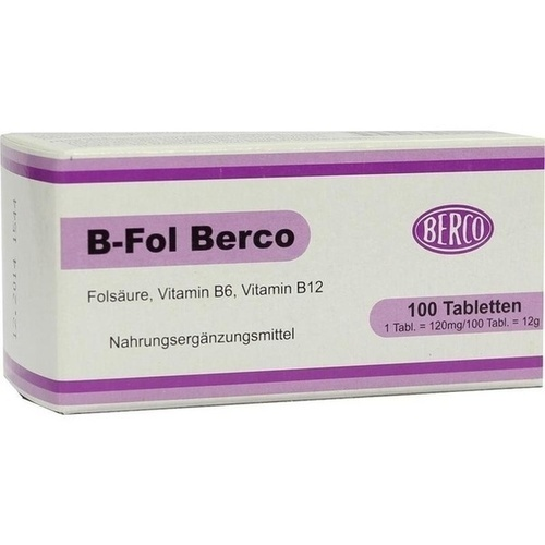 B FOL Berco Tabletten