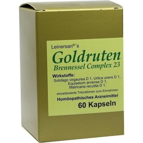 GOLDRUTEN Brennessel Complex 23 Leinersan