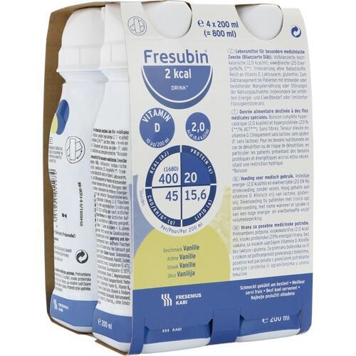 FRESUBIN 2 kcal DRINK Vanille Trinkflasche