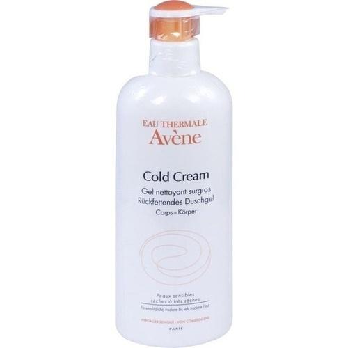 AVENE Cold Cream rückfett.Duschgel i.Pumpspend.